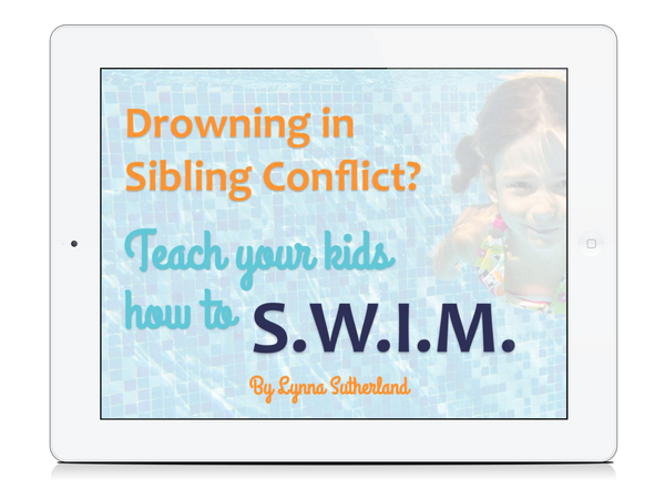 Sibling conflict resolution strategies download printable for kids and families